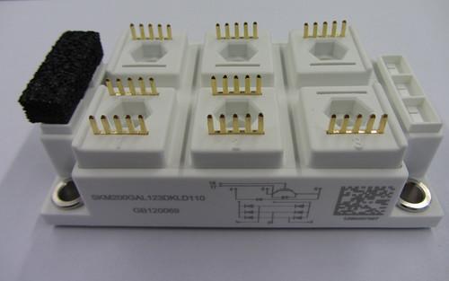Semikron IGBT Module SKM200GAL123DKLD110