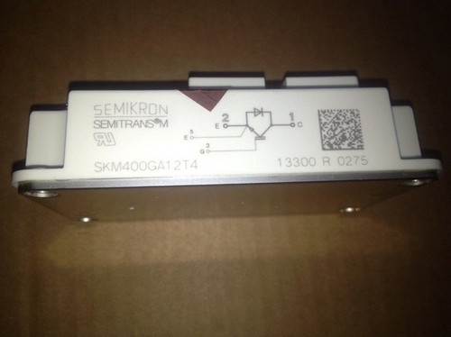 SEMIKRON IGBT Module SKM400GA12T4