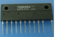 Thyristors IGBT Module mp6702
