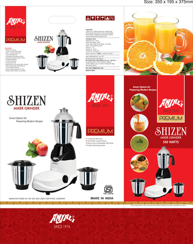 Anjali Regular Mixer Grinder