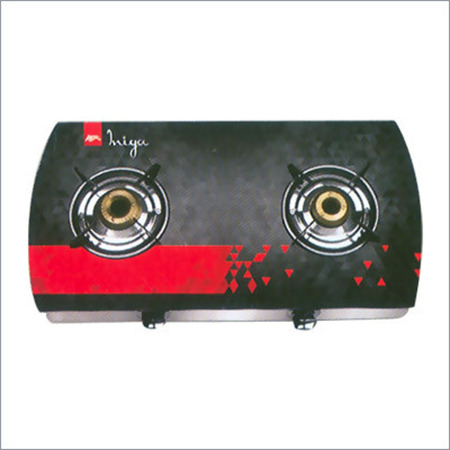 Designer Two Burner Gas Stove