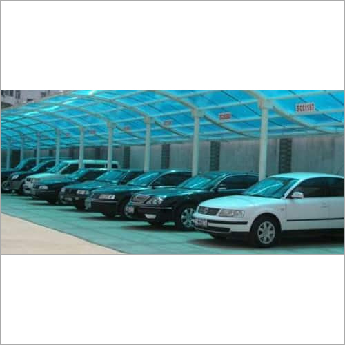 Fabrication Shed Car parking