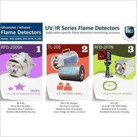 UV IR Series Flame Detectors