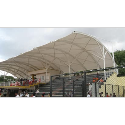 Tensile Structure Sheds