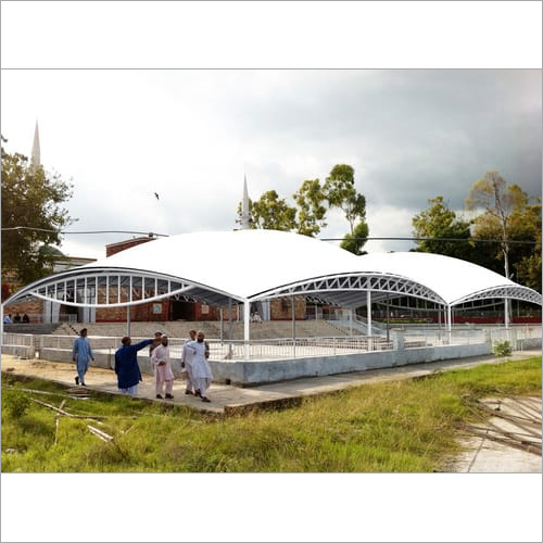 Tensile Canopy Sheds
