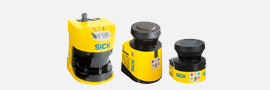 Sick Opto-electronic protective devices