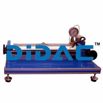 Thin Cylinder Unit