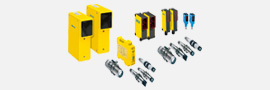 Single-beam photoelectric safety switches