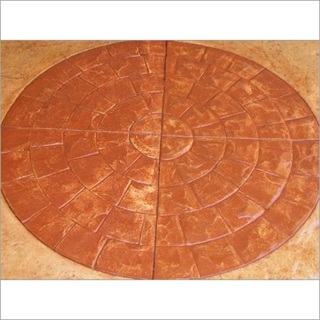 Stamped Concrete Flooring