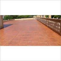 Residential Vacuum Dewatered Flooring