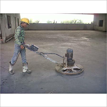 Industrial VDF Flooring