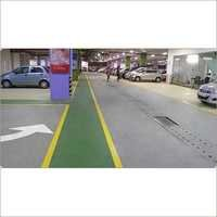 Mall Parking VDF Flooring