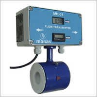 Wafer Style Electromagnetic Flow Meter