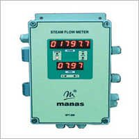 Steam Flow Totaliser