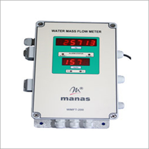 Water Mass Flow Computing Unit