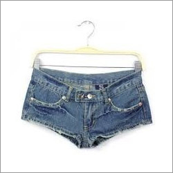 Denim Ladies Shorts