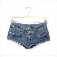 Denim Ladies Shorts