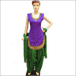 Designer Ladies Patiala Salwar
