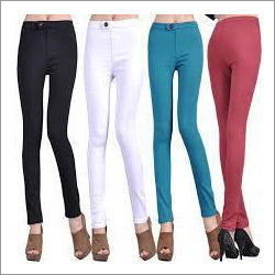 Colored Ladies Pants