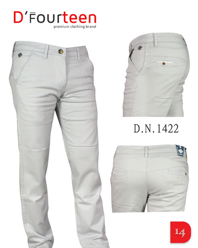 MENS COTTON TROUSER