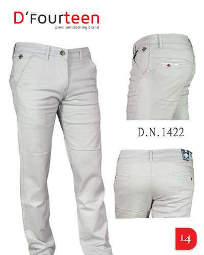 Mens Cotton Trousers