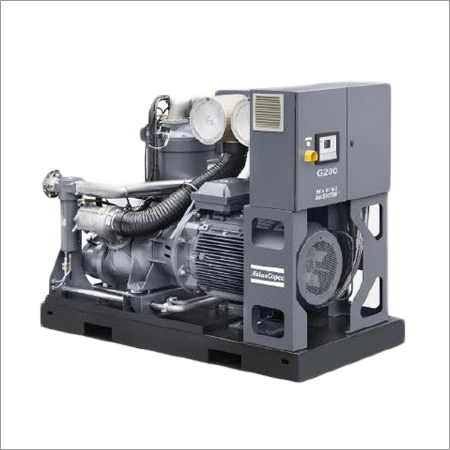 Marine Gas Compressor