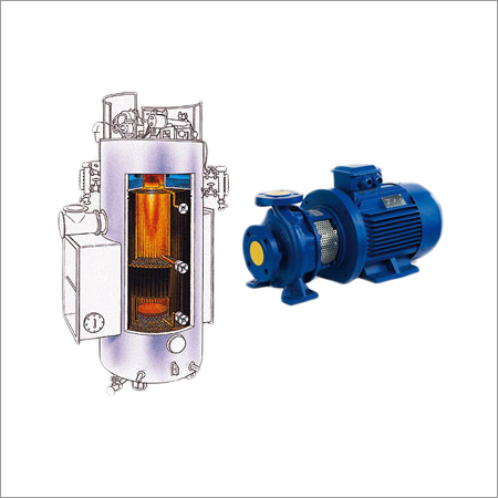 Marine Boiler Pumps