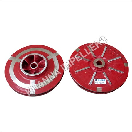 Steel Pump Impellers
