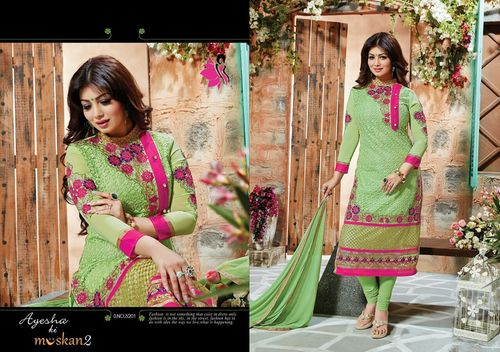 Ayesha Bottom Work Wholesale Salwar Suits
