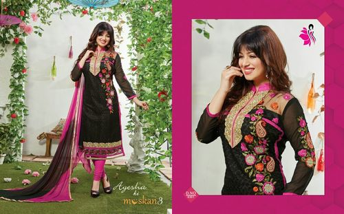 Ayesha Takia Ki Muskan 3 Salwar Kameez Online