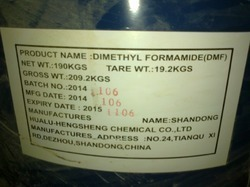 Dimethyl Formamide DMF