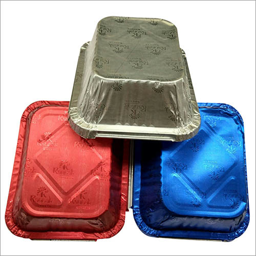 Embossed Containers
