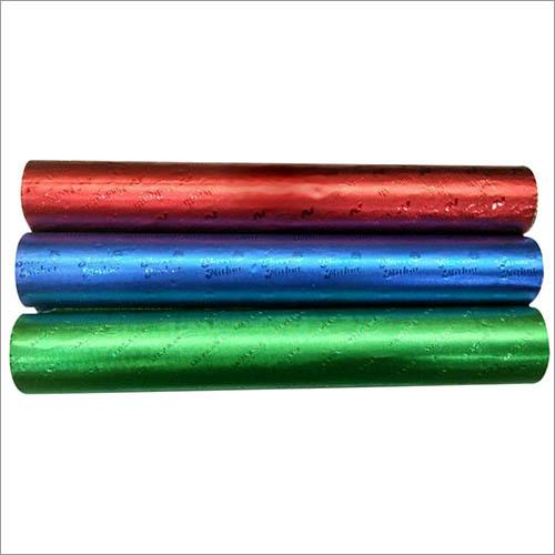 Coloured Embossed Foil