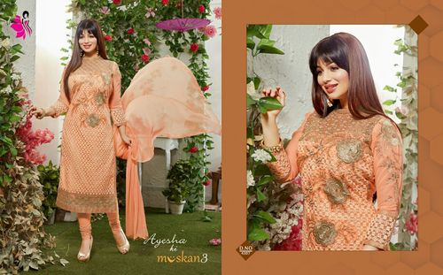 Ayesha Ki Muskan Wholesale Rate Salwar Suits