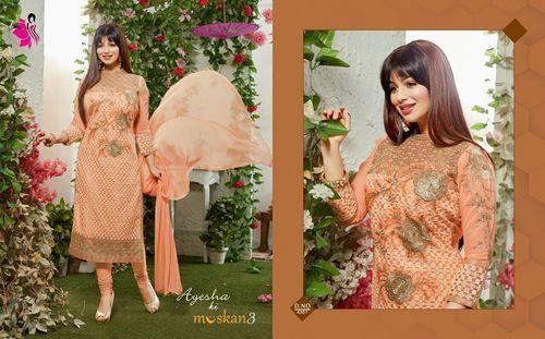 Ayesha Ki Muskan Wholesale Rate Salwar Suits