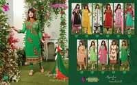 Ayesha Takia Muskan 3 Salwar Suits Wholesale