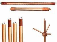Copper Bonded Grounding Rod