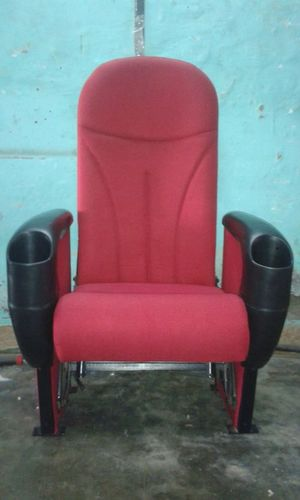 Multiplex Chair With Cup Holder