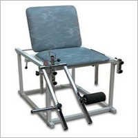 Quadriceps Exercise Chair
