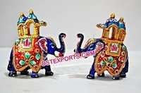 Decorative Elephant Statue for Wedding Decoration