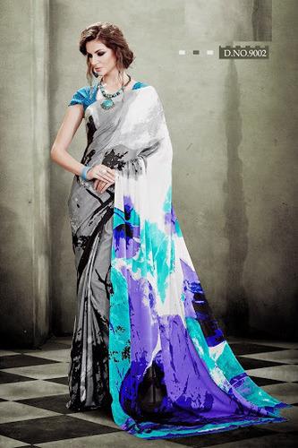Classic Printed sarees