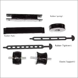 Crusher Rubber Spares