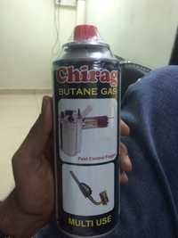 Butane Gas Cartridge Refill