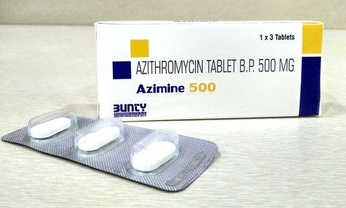 Azithromycin Tablets 500 MG