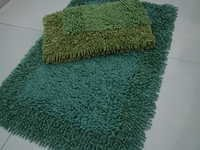 Chenille Tufed Bath Mat