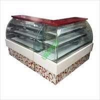 Bakery Glass Display Counter