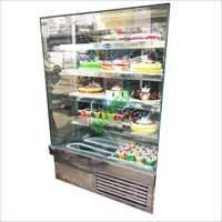 Confectionery Bakery Display Counter