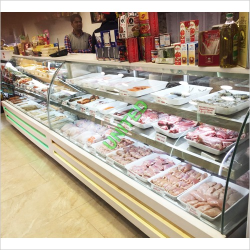 Showcase Bakery Refrigerated Equipment