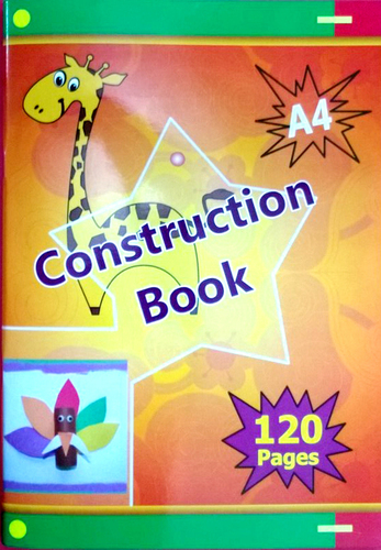 A4 Scrap Book