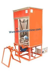 Manual Paper Dona Making Machine